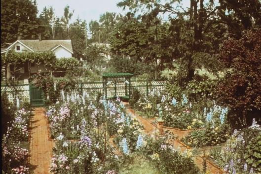 flipped garden image