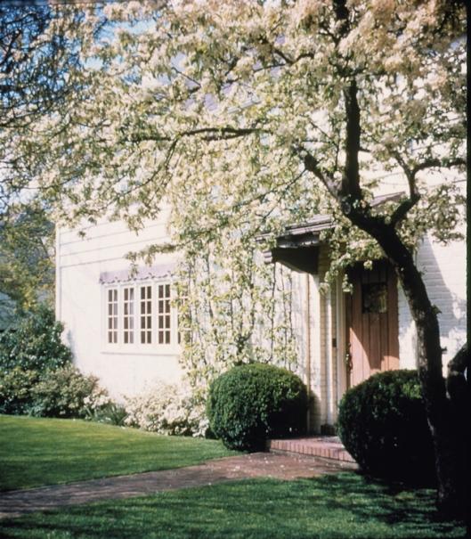 front door vinatage