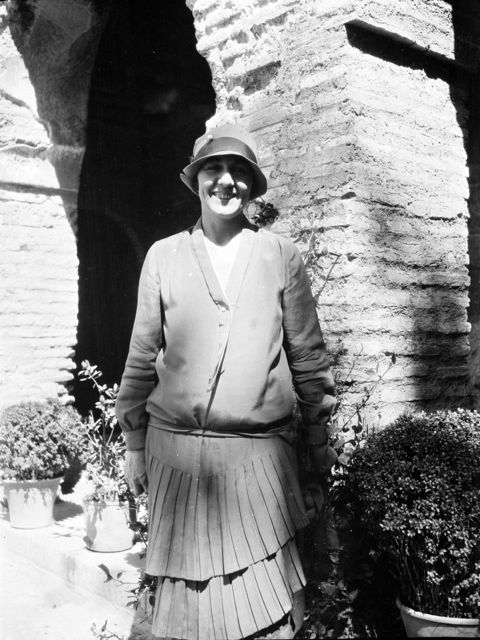 Lord in Spain 1927