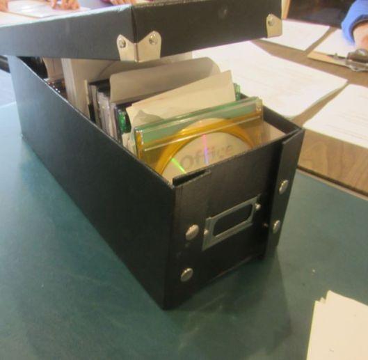 Ruth's file