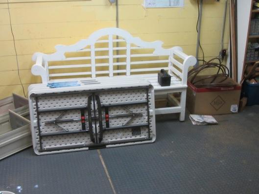 Nan's bench