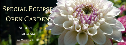 Eclipse Open Garden