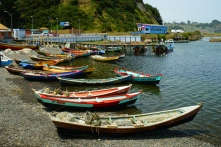 A Chilean Fishing village